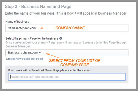 Namesarecheap.com Social Media Tips | Separate your Facebook profile