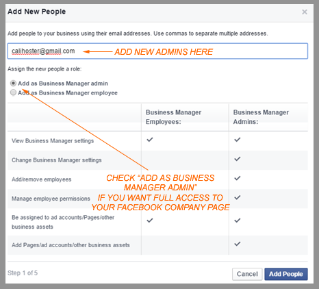 Namesarecheap Social Media Tips | Separate your Facebook company page